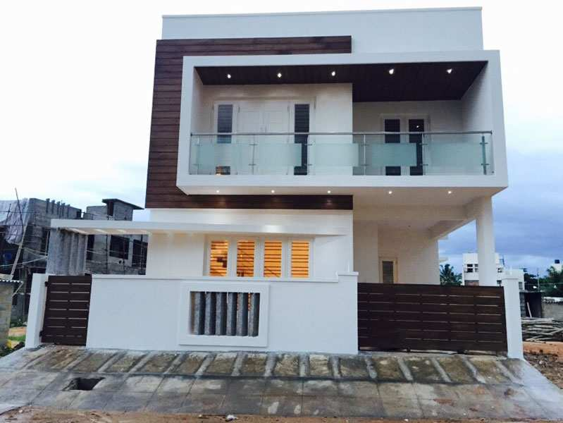 3 BHK Individual House/Home for Sale in Hennur, Bangalore North - 1350 Sq.ft.