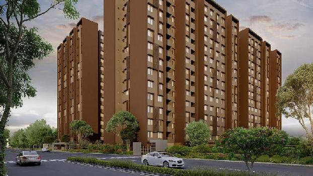 2 BHK 670 Sq.ft. Residential Apartment for Sale in Naroda, Ahmedabad