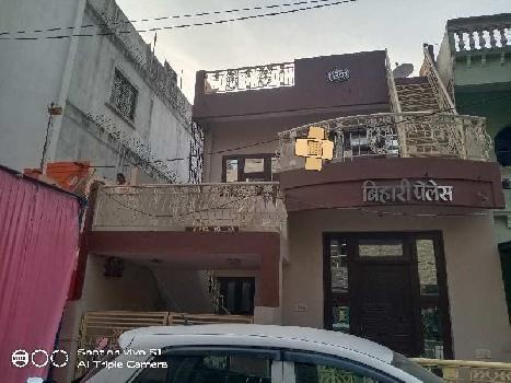4 BHK 1800 Sq.ft. House & Villa for Sale in Palhar Nagar Indore