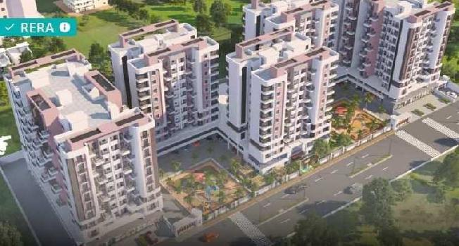 2 BHK 950 Sq.ft. Residential Apartment for Sale in Besa Pipla Road, Nagpur