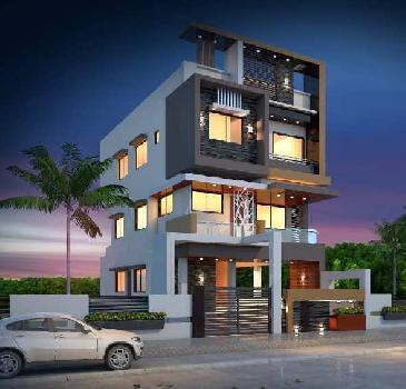 1 BHK 600 Sq.ft. Residential Apartment for Sale in Rahatgaon, Amravati