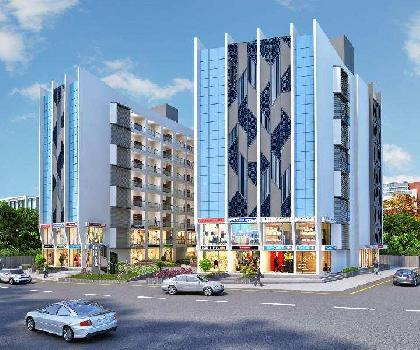 400 Sq.ft. Commercial Shop for Sale in Naroda, Ahmedabad