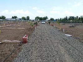 1000 Sq.ft. Residential Plot for Sale in Wagholi, Pune