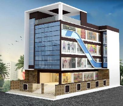 2400 Sq.ft. Commercial Shop for Rent in Sector 137 Noida