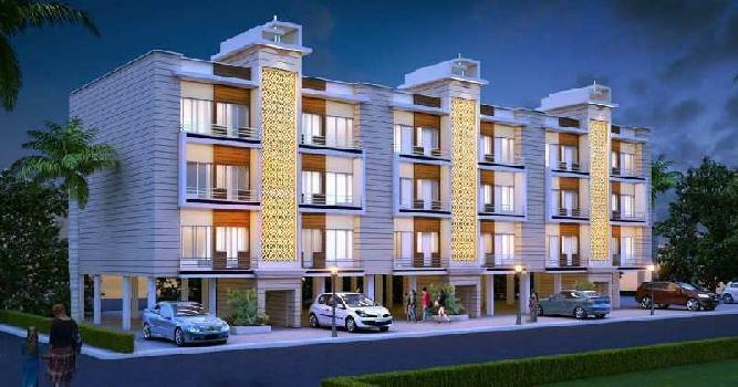 3 BHK 1500 Sq.ft. Residential Apartment for Sale in Old Kalka Ambala Road, Zirakpur