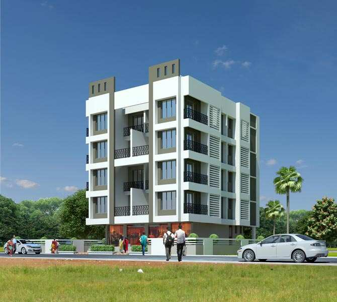 1 BHK Flats & Apartments for Sale in Badlapur - 680 Sq.ft.