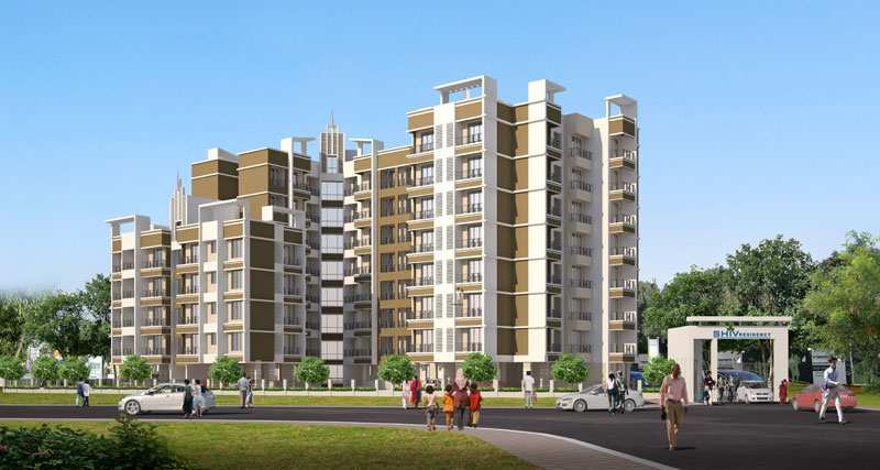 2 BHK Flats & Apartments for Sale in Badlapur - 885 Sq.ft.