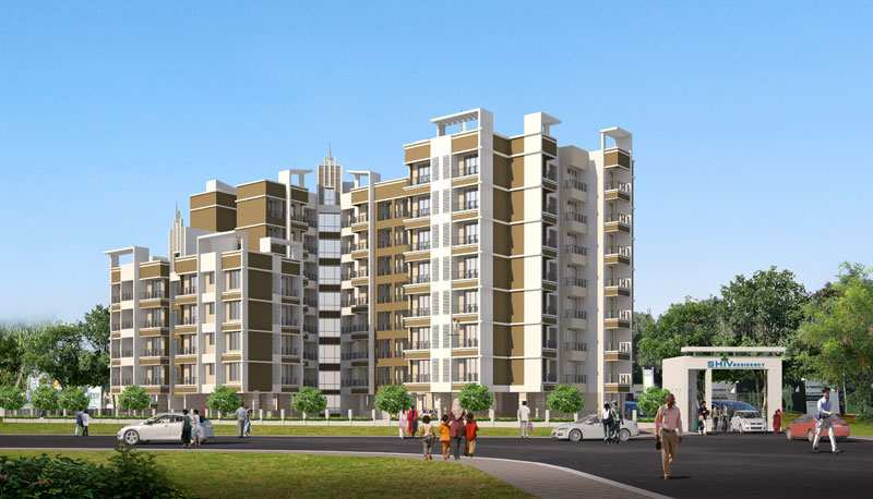 2 BHK Flats & Apartments for Sale in Badlapur - 740 Sq.ft.