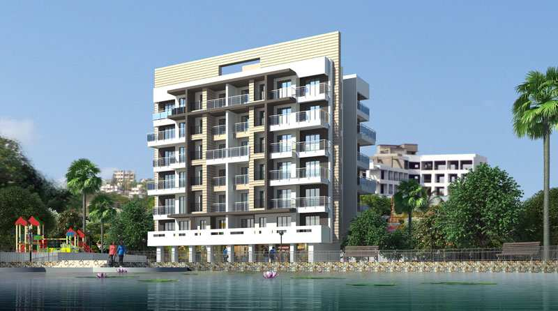 2 BHK Flats & Apartments for Sale in Badlapur - 950 Sq.ft.