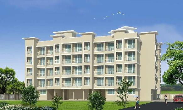 1 BHK 281 Sq.ft. Residential Apartment for Sale in Badlapur West, Thane