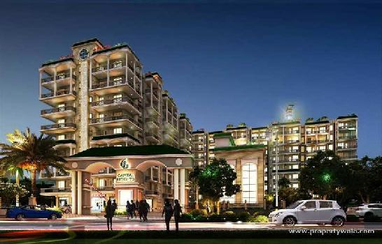 3 BHK 1951 Sq.ft. Residential Apartment for Sale in Gms Road, Dehradun