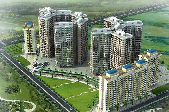 1 BHK Flats & Apartments for Rent in Mira Road, Mumbai - 565 Sq.ft.