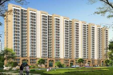 2 BHK Flats & Apartments for Sale in Gomti Nagar Extension, Lucknow - 1250 Sq. Feet