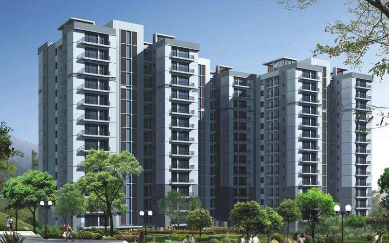 2 BHK Flats & Apartments for Sale in Gomti Nagar, Lucknow - 1174 Sq. Feet