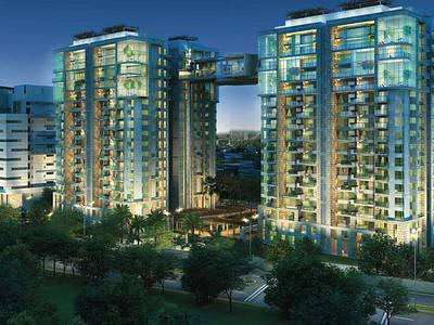 1 BHK Flats & Apartments for Sale in Hebbal, Bangalore North - 126 Acre