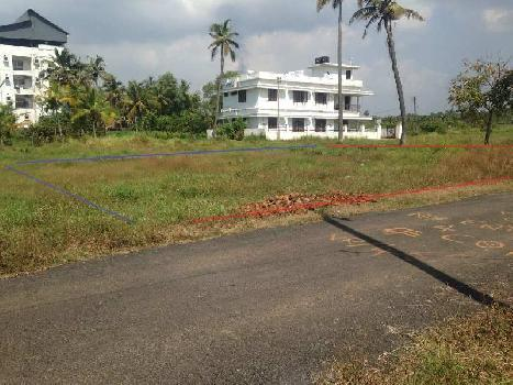 6 Cent Residential Plot for Sale in Tripunithura, Kochi