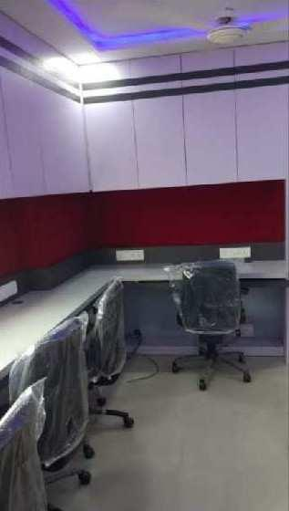 480 Sq.ft. Office Space for Rent in Prahlad Nagar, Ahmedabad