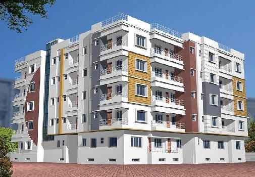 2 BHK 858 Sq.ft. Residential Apartment for Sale in Dum Dum Cantonment, Kolkata
