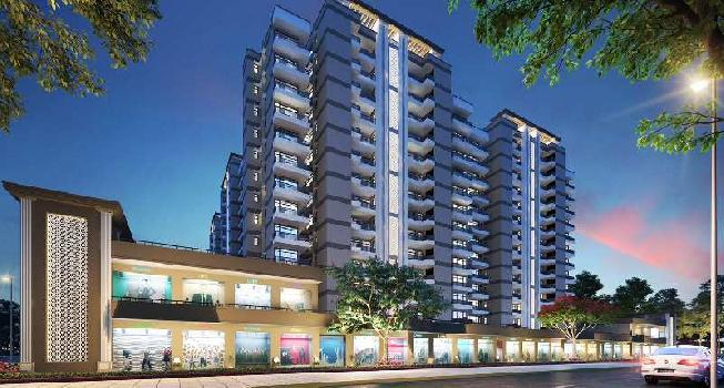 2 BHK 900 Sq.ft. Residential Apartment for Sale in Sector 75 Faridabad