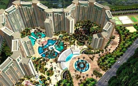 3 BHK Flats & Apartments for Sale in Omi Crown, Greater Noida - 1865 Sq.ft.