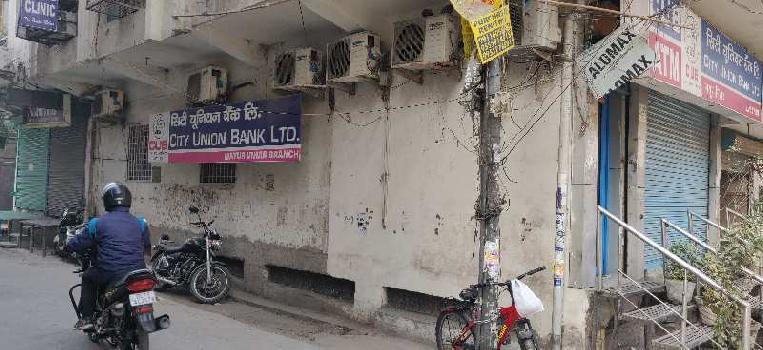 1600 Sq.ft. Commercial Shop for Sale in Acharya Niketan, Mayur Vihar, Delhi