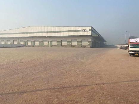 116998 Sq.ft. Warehouse for Rent in Bilaspur, Gurgaon