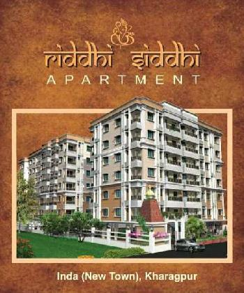 2 BHK 771 Sq.ft. Residential Apartment for Sale in Inda, Kharagpur