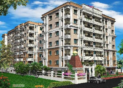 3 BHK 1018 Sq.ft. Residential Apartment for Sale in Inda, Kharagpur