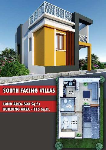 1 BHK 430 Sq.ft. House & Villa for Sale in Poonamallee, Chennai