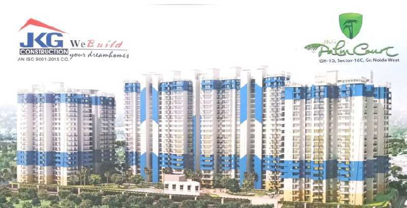 2 BHK 1090 Sq.ft. Residential Apartment for Sale in Sector 16C Greater Noida West