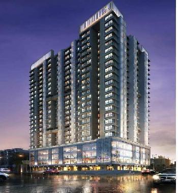 1 BHK 570 Sq.ft. Residential Apartment for Sale in Vikhroli West, Mumbai