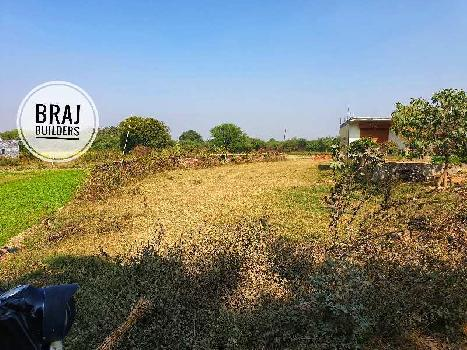 22000 Sq.ft. Industrial Land for Sale in Bijnor Road, Lucknow