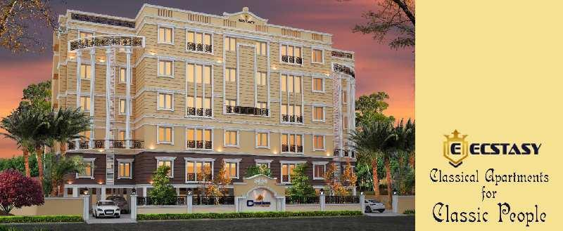 2 BHK 1000 Sq.ft. Residential Apartment for Sale in Navalur, Chennai