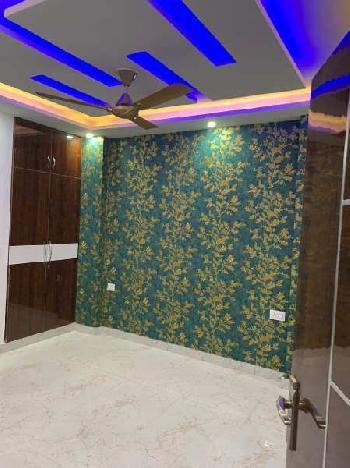 2 BHK 675 Sq.ft. Builder Floor for Sale in Rama Park, Dwarka, Delhi