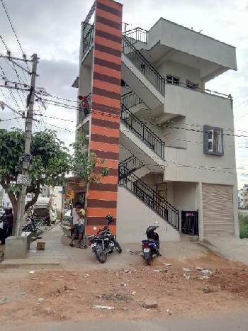 1 BHK 600 Sq.ft. Builder Floor for Rent in Singasandra, Bangalore