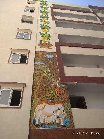 2 BHK 1200 Sq.ft. Residential Apartment for Sale in Kukatpally, Hyderabad