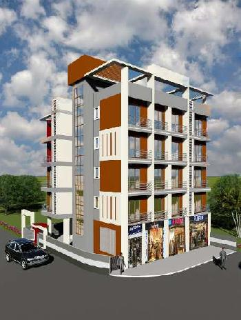 1 BHK 580 Sq.ft. Residential Apartment for Sale in Karanjade, Panvel, Navi Mumbai