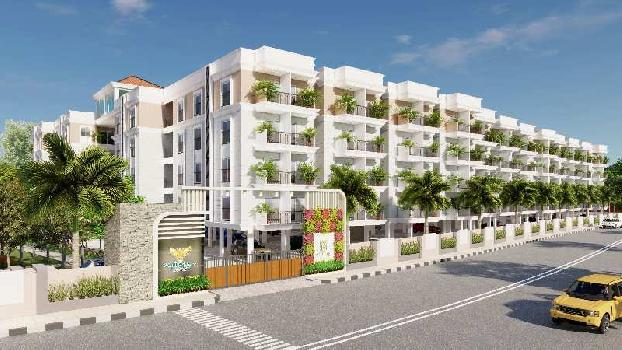 2 BHK 975 Sq.ft. Residential Apartment for Sale in Kr Puram, Bangalore