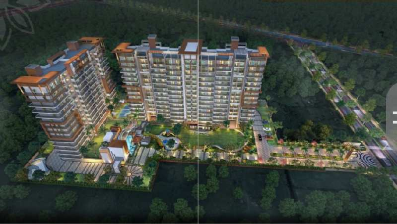 3 BHK 1870 Sq.ft. Residential Apartment for Sale in Zirakpur Road, Chandigarh