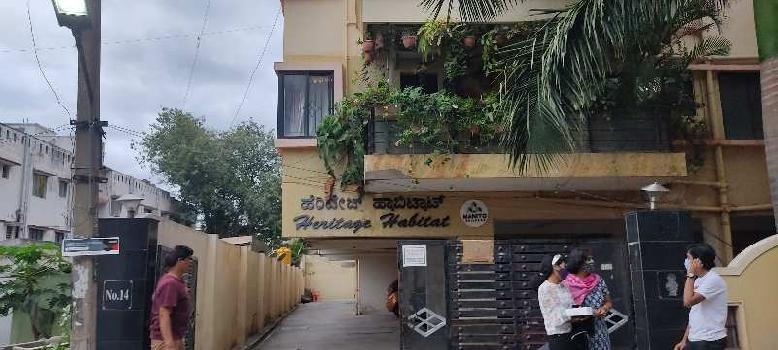 2 BHK 1135 Sq.ft. Residential Apartment for Sale in Jai Bharath Nagar, Banaswadi, Bangalore