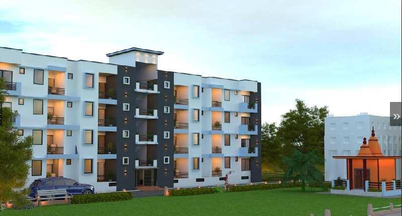 2 BHK 1239 Sq.ft. Residential Apartment for Sale in Mukteshwar, Nainital