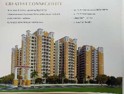 1 BHK 710 Sq.ft. Residential Apartment for Sale in Yamuna Expressway, Greater Noida