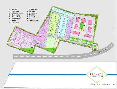 5000 Sq. Meter Industrial Land for Sale in Chopanki, Bhiwadi