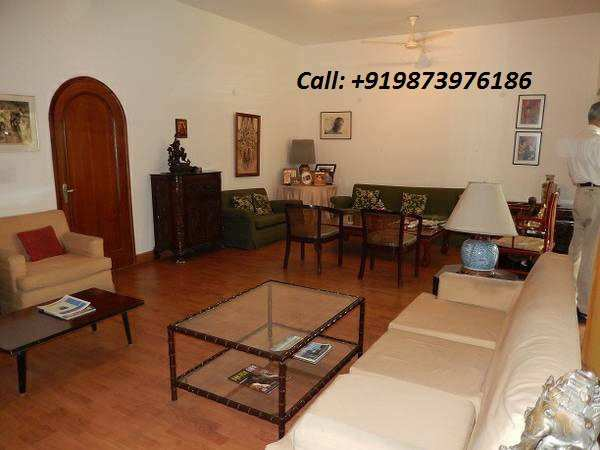 3 Bhk Serviced Apartments for Rent in Golf Links , South Delhi - 375 Sq. Yards