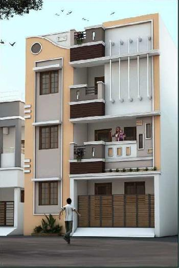 4 BHK 195 Sq. Yards Builder Floor for Sale in Block A, Chattarpur, Delhi