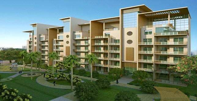 2 BHK Flats & Apartments for Sale in Sector 78, Noida - 1250 Sq. Feet