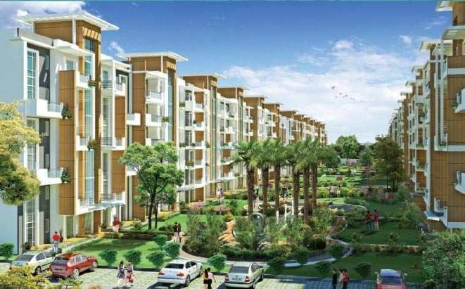 3 BHK Flats & Apartments for Sale in Sector 78, Noida - 1184 Sq. Feet