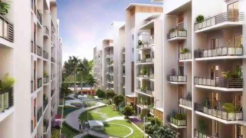 3 BHK Flats & Apartments for Sale in Sector 78, Noida - 1550 Sq. Feet