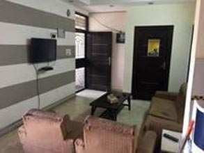 1 BHK Builder Floor for Pg in Sector 3 A, Ghaziabad - 1600 Sq. Feet