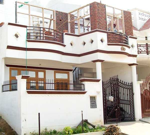 2 Bhk Individual House Home For Rent At Gomti Nagar Lucknow Rei214188 4000